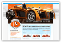 Rayvolution Cars